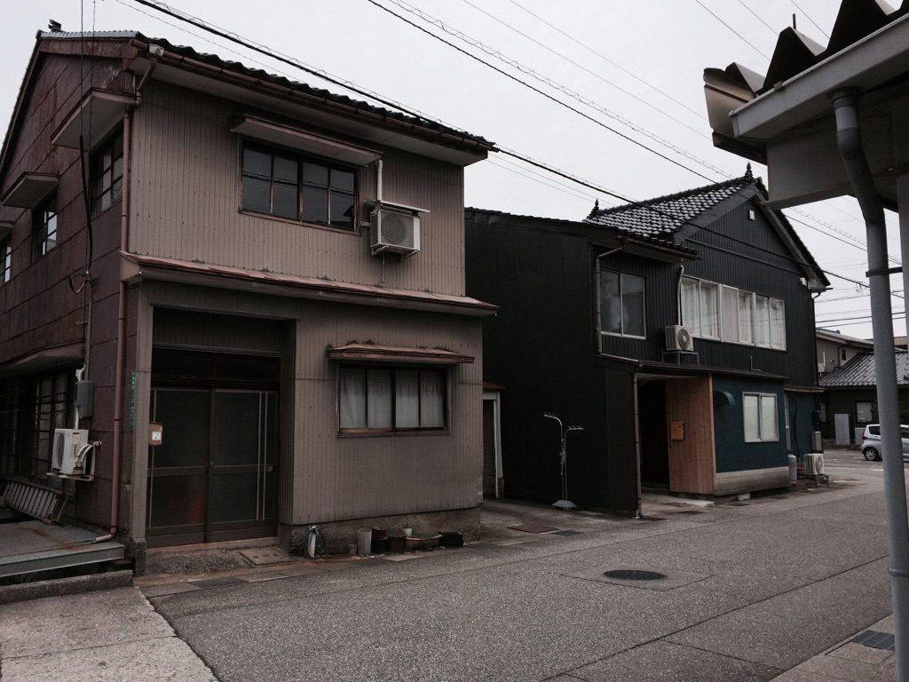 富山市長柄町