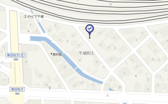 富山市千歳町