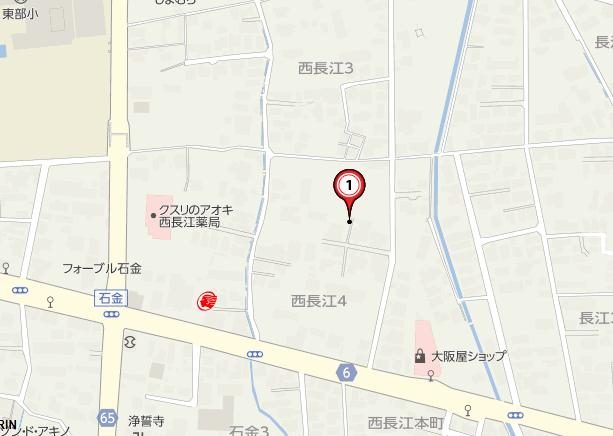 富山市西長江