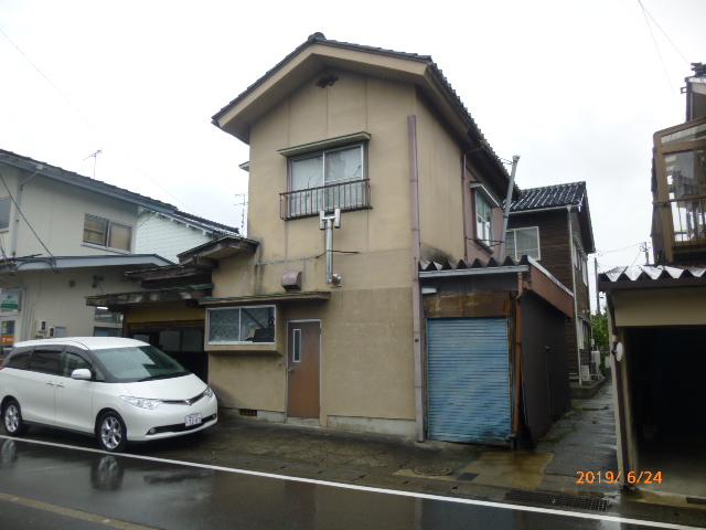 富山市笹津